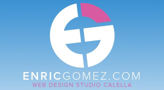 ENRICGOMEZ Estudi Disseny Web Calella