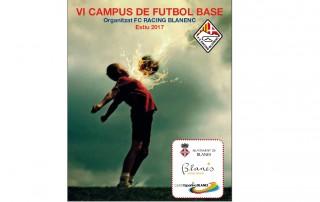 VI Campus futbol base