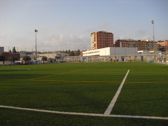 Camp de Futbol Racing Blanenc, Blanes