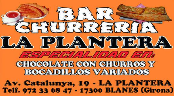 Churreria La Plantera